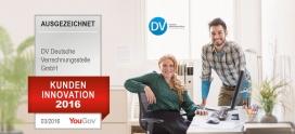 Deutsche Verrechnungsstelle Kunden-Innovation 2016